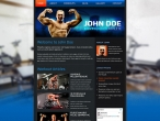 Bodybuilder Theme - A