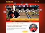 PRO Bowler Athlete Theme - B
