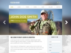 PRO Fishing Guide Theme - A