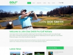 PRO Golf Athlete  Theme - A