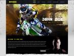 Motocross Theme - B